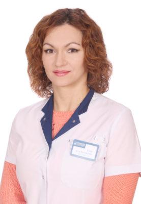 Фото врача - Гуцу Алла Васильевна