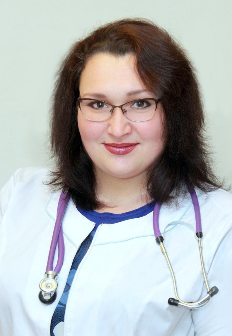Фото врача - Кузьмичева Ольга Константиновна