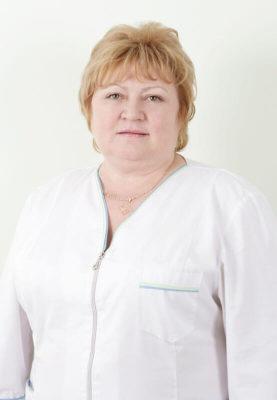Фото врача - Бокова Марина Николаевна
