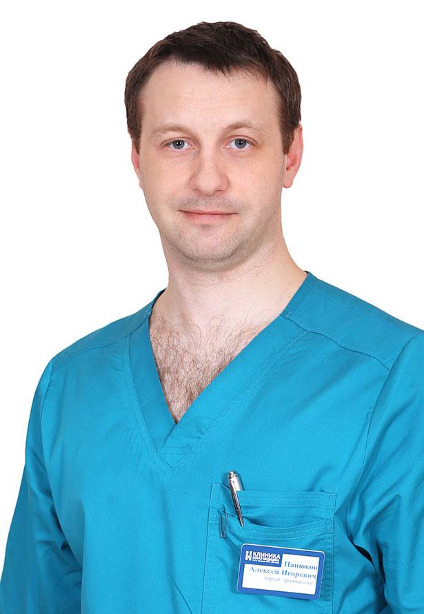 Фото врача - Панюков Алексей Игоревич