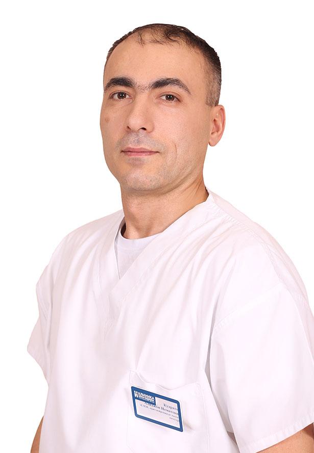 Фото врача - Кудратов Алижон Нематович