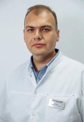 Фото врача - Гулевич Андрей Сергеевич