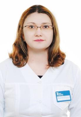 Фото врача - Агеева Ирина Владимировна