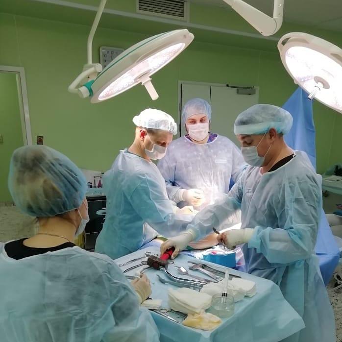 Операция в Клиника-НМ. Эндопротезирование тазобедренных суставов.