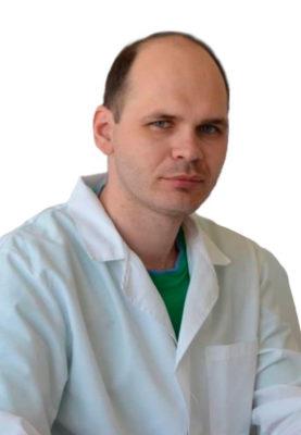 Фото врача - Голюков Алексей Валерьевич