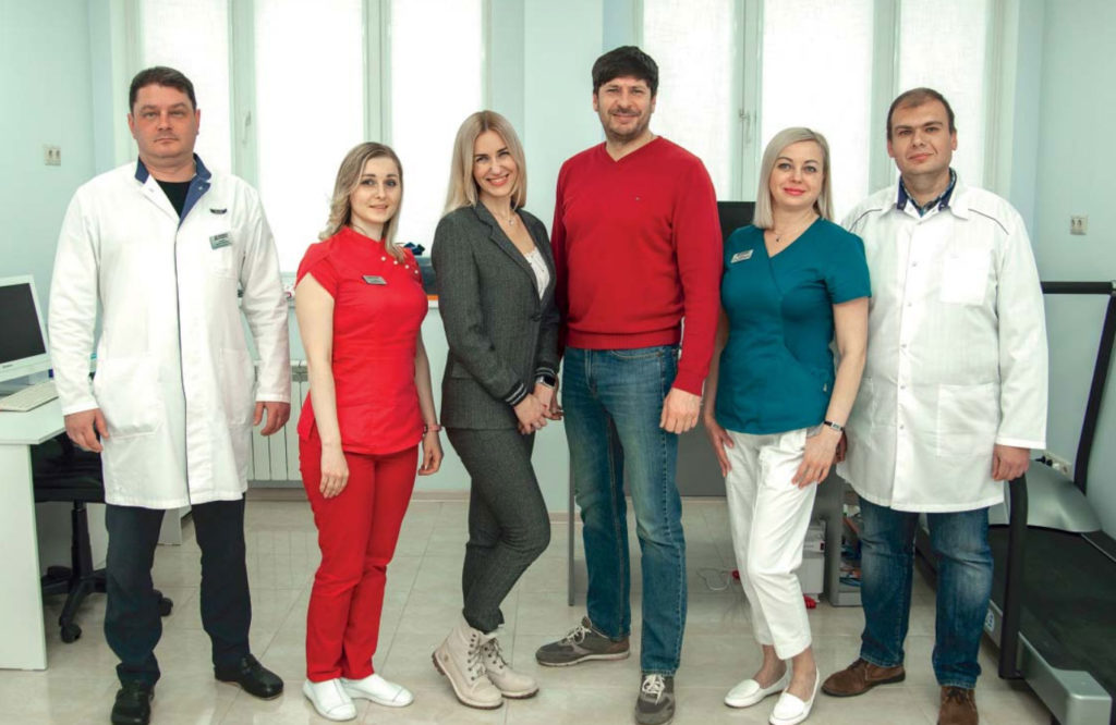 Клиника-НМ — Мощный диагностический центр в Восточном Подмосковье