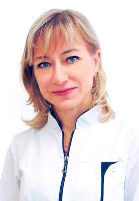 Фото врача - Агафонова Оксана Анатольевна