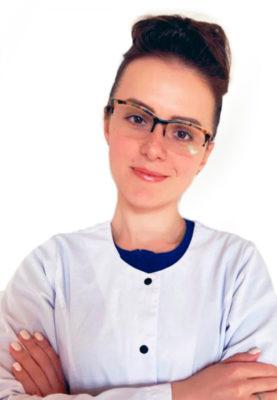 Фото врача - Горячева Алена Романовна