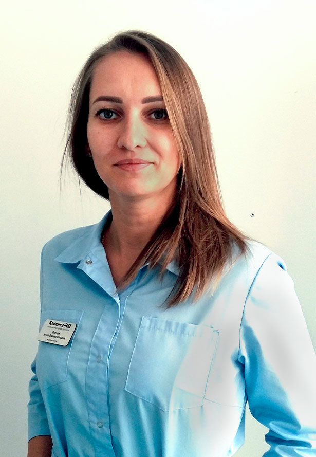 Администратор на сегодня - Титова Анна
